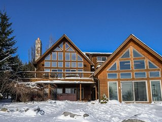 Ski In/Ski Out Chateau with Private Indoor Pool