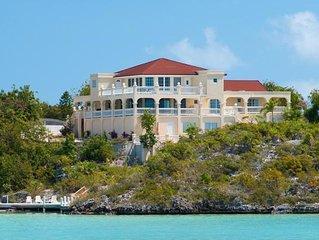 Beautiful Tropical Shores Villa in Turks & Caicos