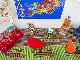 Wunderhaus Artist's Get Away & Homestay, Kodaikanal