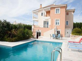 Lagonissi Luxury house