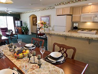 Two Bedroom at the Suites at Fall Creek, Branson, MO
