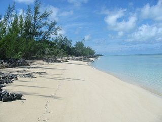 Delightful Seaside Getaway Nestled in Secluded Surroundings