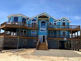 Beach front Beach house