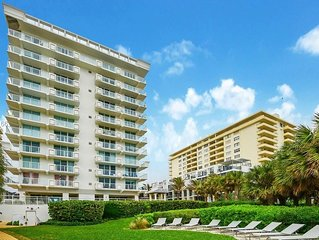 Miami Beach Oceanfront Luxury Condo