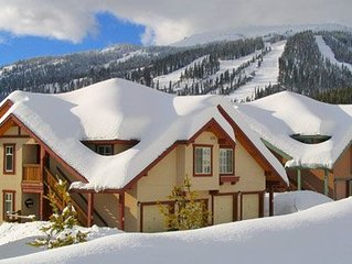 Ski-In Ski-Out 3 BR Condo at Forest Trails, Family Friendly