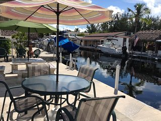 Newly Remodeled Key Largo Gem On Canal W/ Bay Access, Close To Many Attractions.
