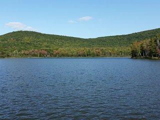 Beautiful Lake house on semi private 28 acre lake