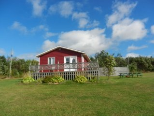Red Rock Retreat Campground & Cottages In Cavendish Area Of Prince Edward Island