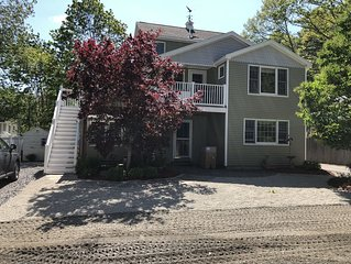 4 BR, 3 Bath  Close Walk To Everything! 1/2 Mile to Center 8/10 to Beach