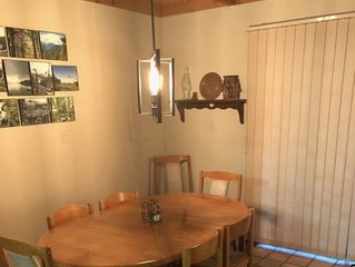 LAKE CUSHMAN RETREAT - 1176 sq ft. Sleeps 4-5 adults plus children.
