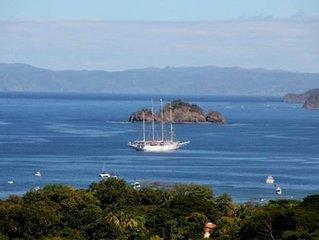Stunning Ocean View 2BR, 2.5 bath Coco Bay Estates Condo in Playas del Coco