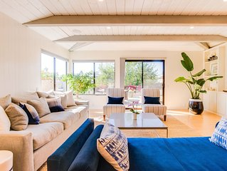 Del Mar, San Diego Coastal Getaway - Spacious Home