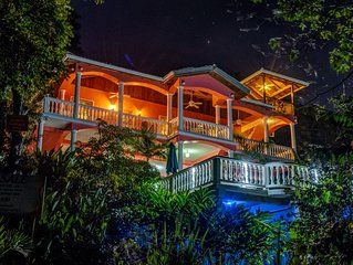 Seaside Inn : Macaw King Suite - Private Pool! West Bay Beach!