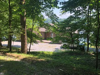Almost 10 Acres with a Dock!!!  Just Totally Remodeled and Secluded