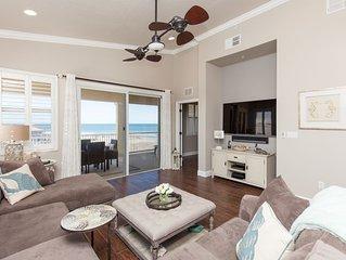 Top Floor Penthouse Corner Unit in Cinnamon Beach 361 ! Gorgeous ocean views!