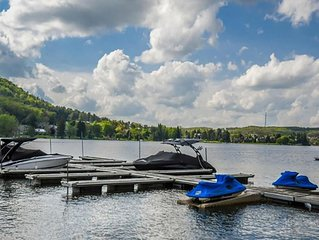Spectacular Waterfront Home on Deep Creek Lake