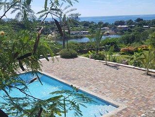 Kimochii Villa - Seaside / Oceanview Island Oasis - Kingston, Jamaica (8 M