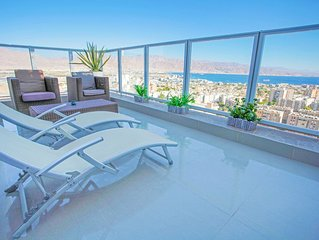 Amazing View ★ Relaxing Balcony ★ Fully Equipped Kitchen ★ Quiet