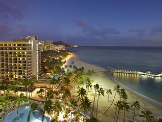 Hilton Hawaiian Village. Fabulous Beach And Lagoon! Over 450 reviews on Vrbo!