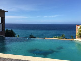 Gated Community Town Home with Million Dollar Ocean Views