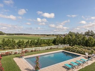 Hamptons living in secluded Water Mill