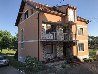Vrcin Villa Belgrade