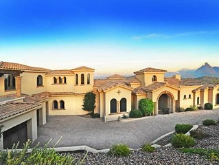 Tuscan Beauty with Best Views in Fountain Hills