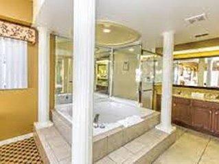 3 bedroom lockout * Westgate lake resort and spa in Olando Florida