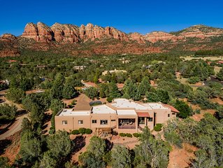 Wrapped in Endless Red Rock Views - Elegant Must See Remodel