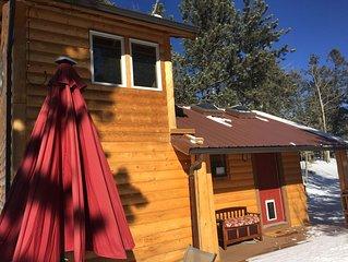 Peaceful Rustic Cabin - Private