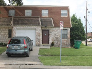 Spacious, 3 bedroom Townhouse for rent