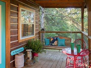 Sassafras Cabin at Lake Lucerne Resort and Ranch