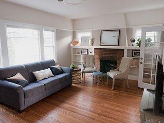 Sunny Spacious House in Vibrant Berkeley/Oakland Rockridge
