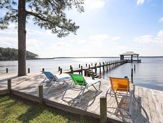 Bayshore Bunkhouse | INQUIRE For Best Rates! | Fish From The Dock!