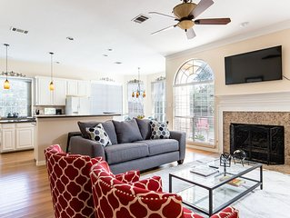 Brimwood . Perfect Plano Stay for Families and Groups