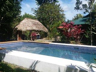 Villa - Private Pool - Beach - 10 people