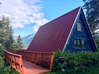 Girdwood View A-Frame