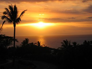 Panoramic Ocean Views: Watch Whales and Sunsets from Your Private Lanai.