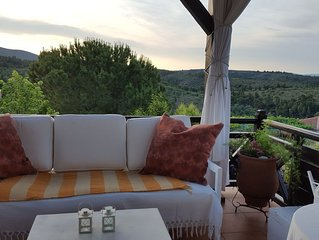 �-A Stone-built House with spectacular views -�