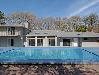 Incredible Hamptons Getaway - Spacious - Pool/Hot Tub - EARLY CHECKIN!