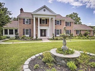 Luxury Estate just minutes from D.C.