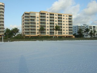 Ft MYERS BEACH  NORTH END 2 BEDROOM 2 FULL BATH DIRECT ON THE GULF