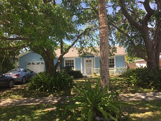 Exclusive Quiet Beach Cottage Monthly Rentals Only