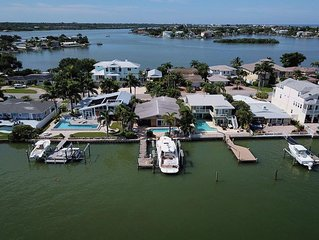 Intracoastal Home with Pool and Dock
