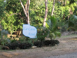 La Casa Azul in Beautiful West Bay