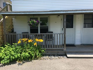 30 steps to Long Sands Beach! This condo is directly across the street!