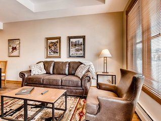Ski-in/out Center Village, 1 Bdrm Penthouse Condo w/ Hot Tub