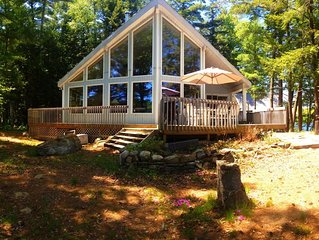 Muskoka -  Family Friendly Granite Point Cottage