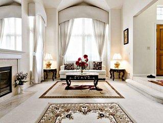 Impressive Exec. Luxury Home. Pool & SPA. Beautiful, Clean, Spacious, Convenient