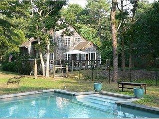 Bright East Hampton home, near beaches, end of  Cul de Sac, E.H. R.R.# 18-1233